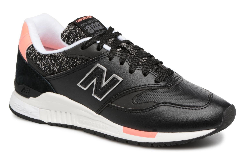 Grandes descuentos últimos zapatos New Balance WL840 (Negro) - Deportivas Descuento