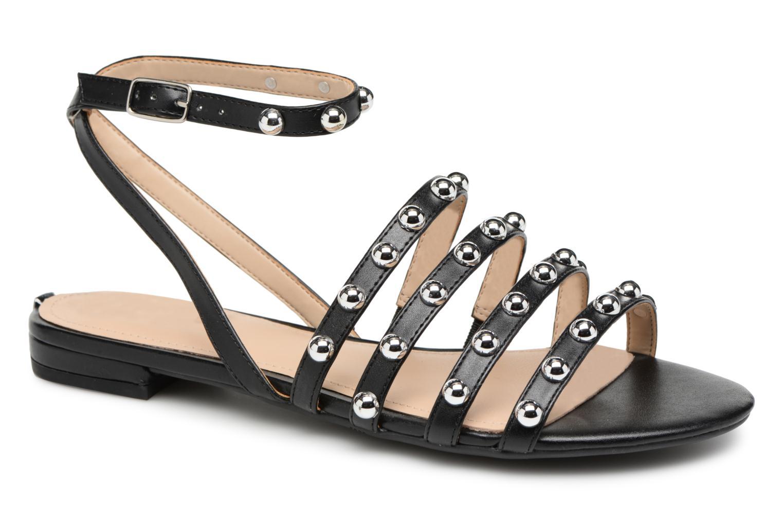 Zapatos promocionales Guess Roxie (Negro) - Sandalias   Casual salvaje