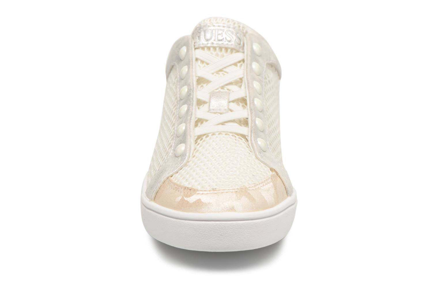 Trainers Guess Gisela White model view