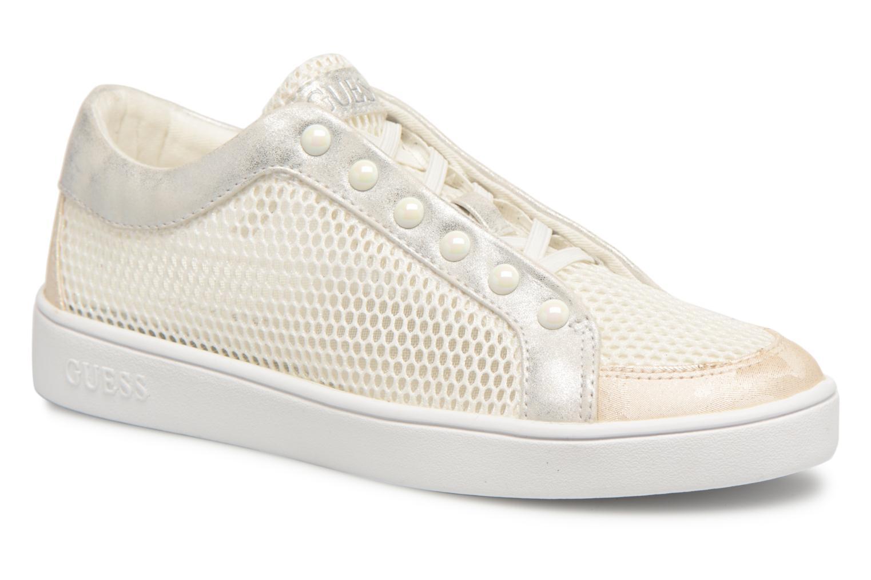Grandes descuentos últimos zapatos Guess Gisela (Blanco) - Deportivas Descuento