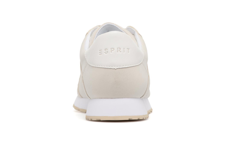 Baskets Esprit Amu Diamond Beige vue droite