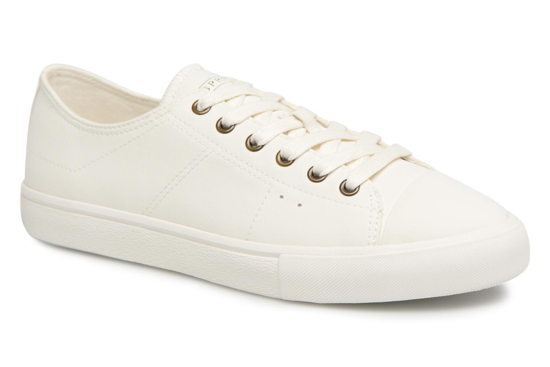 Grandes descuentos últimos zapatos Esprit Sonet lace up (Blanco) - Deportivas Descuento