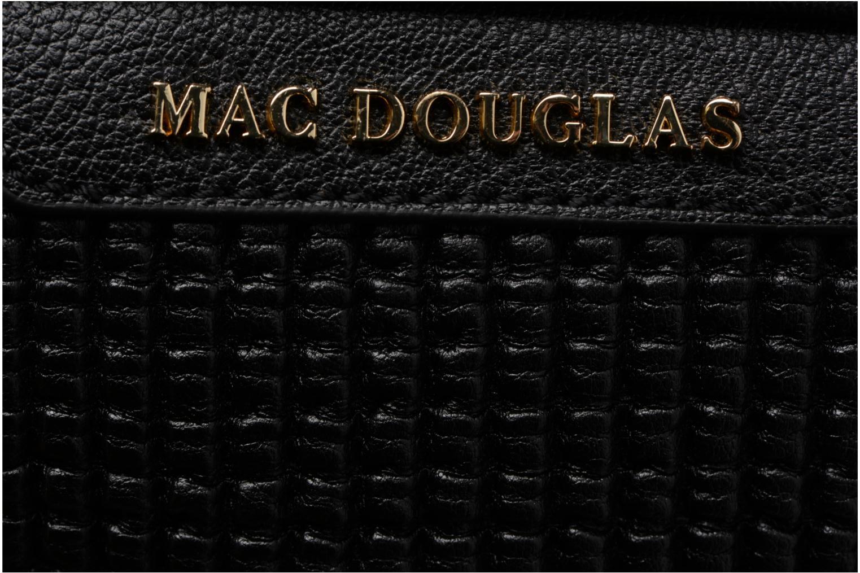 Sacs à main Mac Douglas Fado Bryan M Noir vue gauche