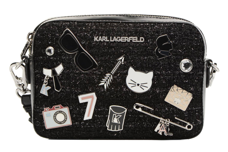 Sacs à main Karl Lagerfeld K Klassik Pins Camera Bag Noir vue détail/paire