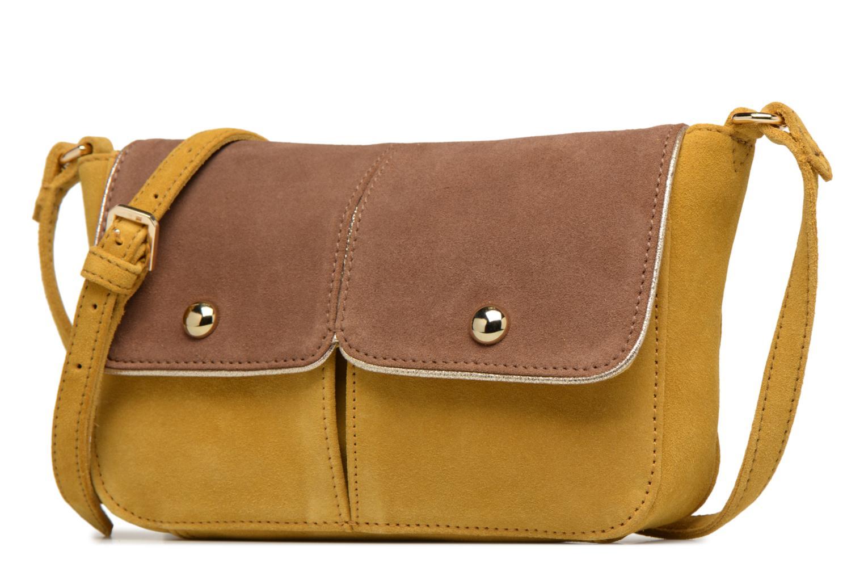 Handtassen Petite mendigote Crossbody Isaure Geel model