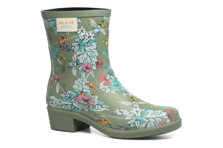 Aigle Neotine (Vert) - Bottines et boots chez Sarenza (313541)