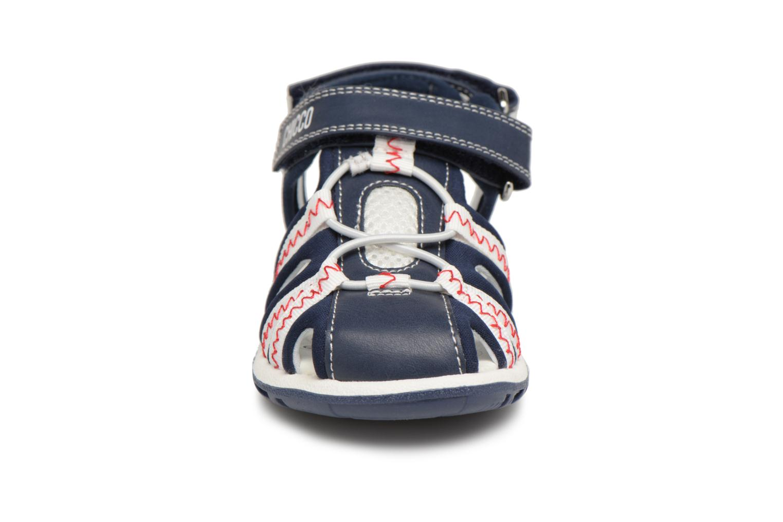 Sandalen Chicco Calimero blau schuhe getragen