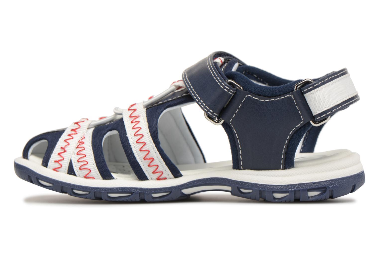 Sandales et nu-pieds Chicco Calimero Bleu vue face