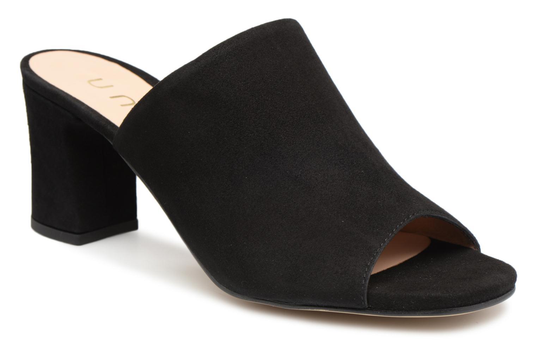 Zapatos promocionales Unisa Macabi (Negro) - Zuecos   Venta de liquidación de temporada
