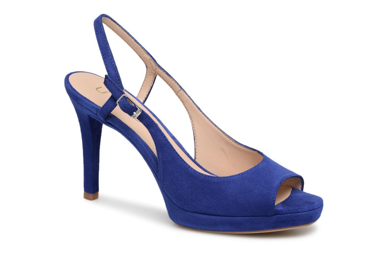 Unisa Tibet (Bleu) - Escarpins chez Sarenza (313606)