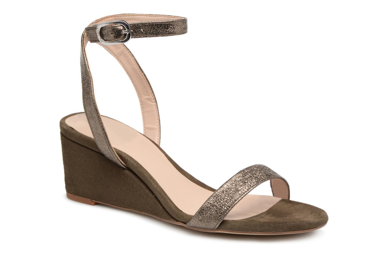 Unisa Ordino (Vert) - Sandales et nu-pieds chez Sarenza (313608)