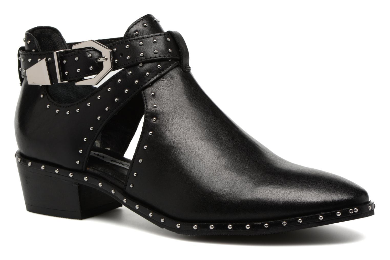 Bottines et boots Bronx BTEX-CHUNKY Noir vue détail/paire