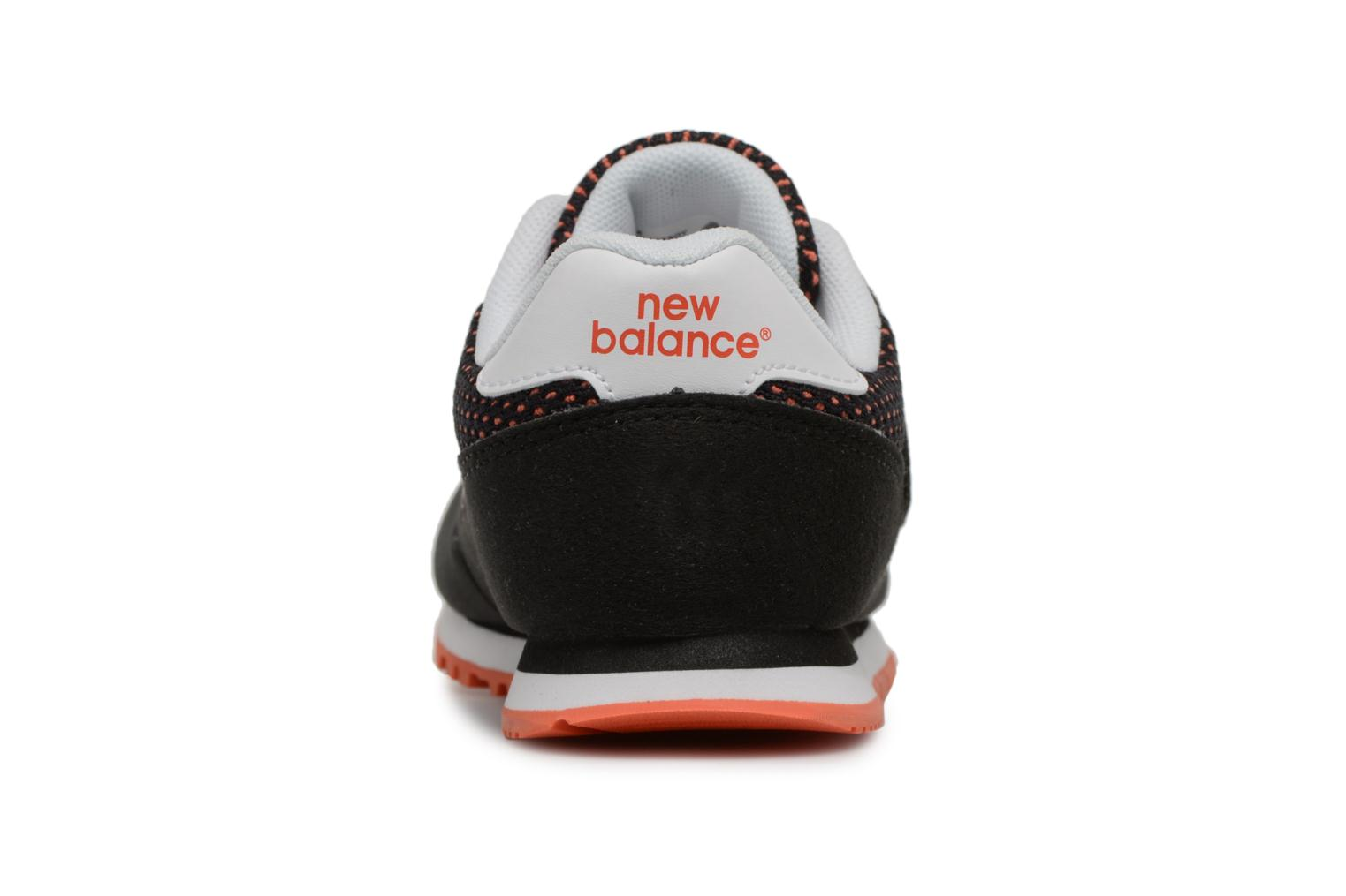 Trainers New Balance KA373 I Black view from the right