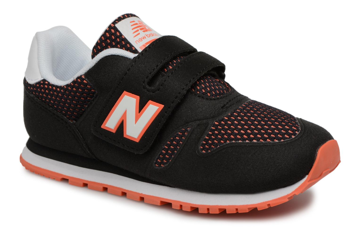 Trainers New Balance KA373 I Black detailed view/ Pair view