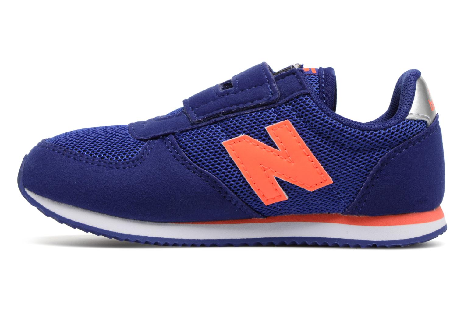 Baskets New Balance KV220 I Bleu vue face