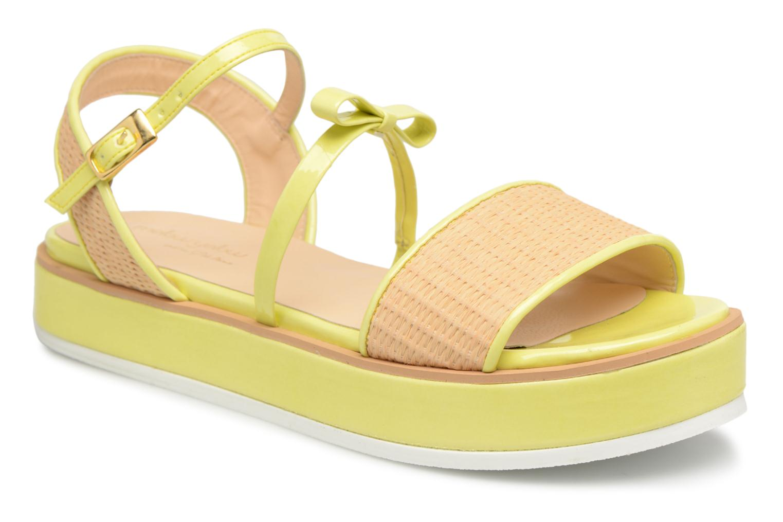Grandes descuentos últimos zapatos Mellow Yellow Dollynou (Amarillo) - Sandalias Descuento