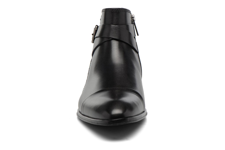 Bottines et boots Azzaro Hugon Noir vue portées chaussures