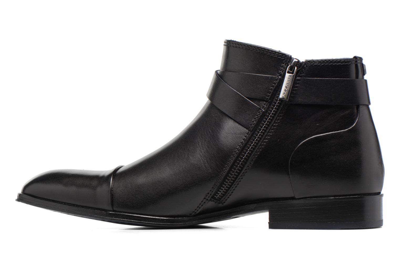Boots en enkellaarsjes Azzaro Hugon Zwart voorkant