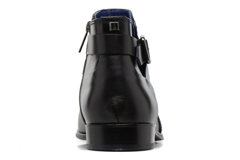Bottines et boots Azzaro Hugon Noir vue droite