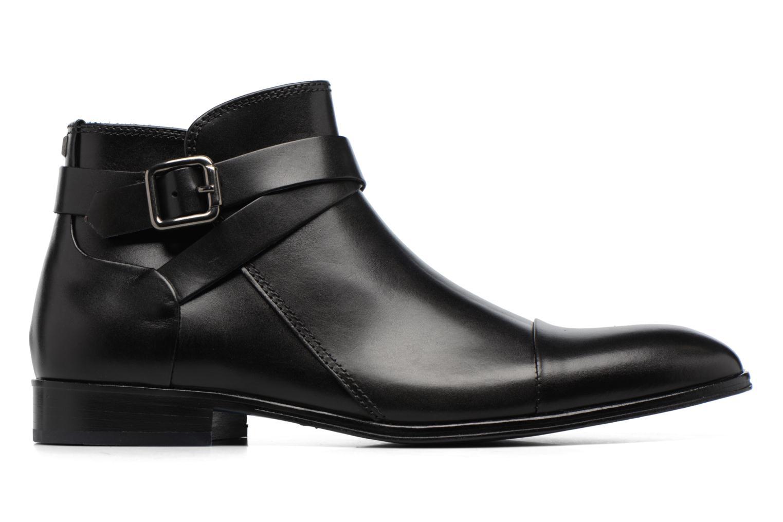 Boots en enkellaarsjes Azzaro Hugon Zwart achterkant