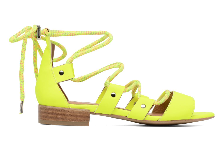 Zapatos cómodos y versátiles Made by SARENZA 90's Girls Gang Sandales Plates #1 (Amarillo) - Sandalias en Más cómodo