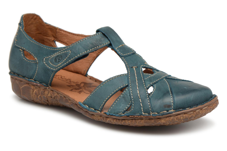 Bleu Josef Seibel Chaussures Neele rrgLYQ