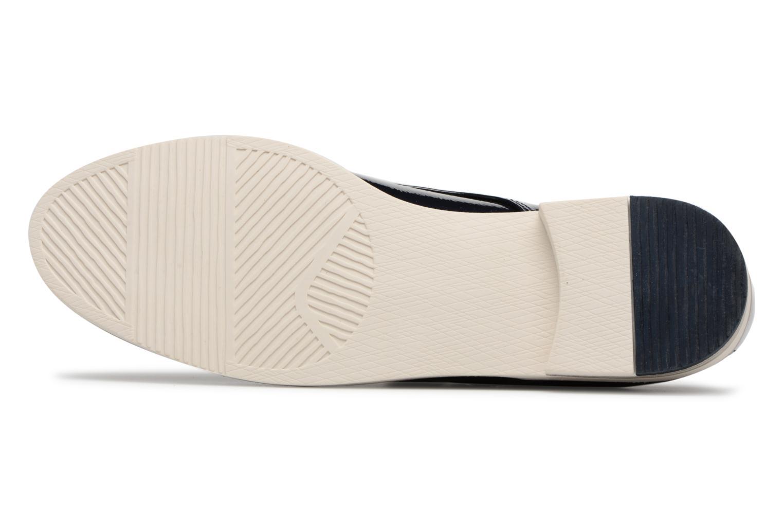 Chaussures à lacets Marco Tozzi Horio Bleu vue haut