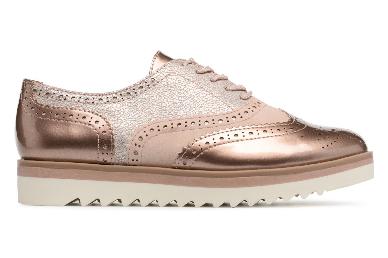 Chaussures à lacets Marco Tozzi Fomil Rose vue derrière