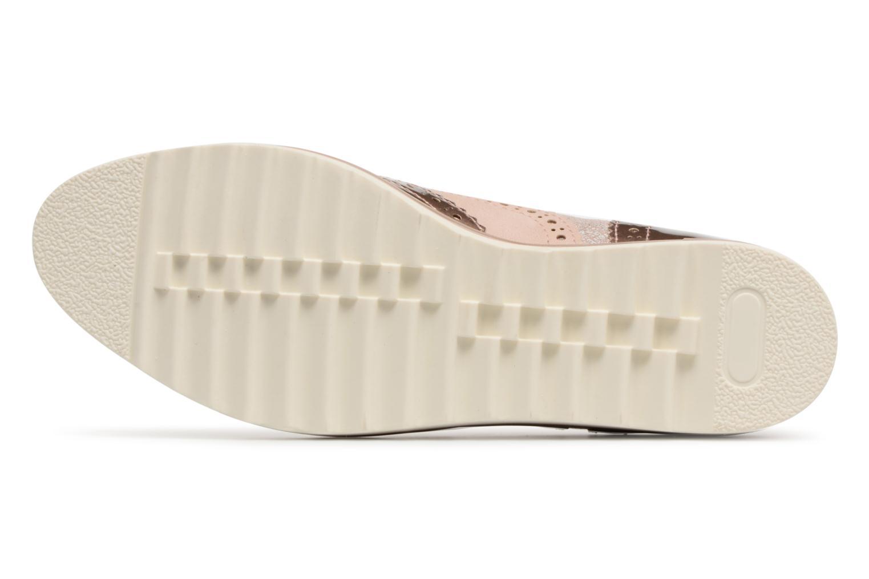 Chaussures à lacets Marco Tozzi Fomil Rose vue haut