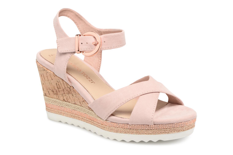 Grandes descuentos últimos zapatos Marco Tozzi Dapru (Rosa) - Sandalias Descuento