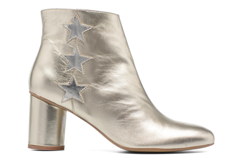 Bottines et boots Made by SARENZA 90's Girls Gang Boots #5 Argent vue détail/paire