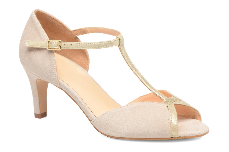 Grandes descuentos últimos zapatos Georgia Rose Embala (Beige) - Zapatos de tacón Descuento