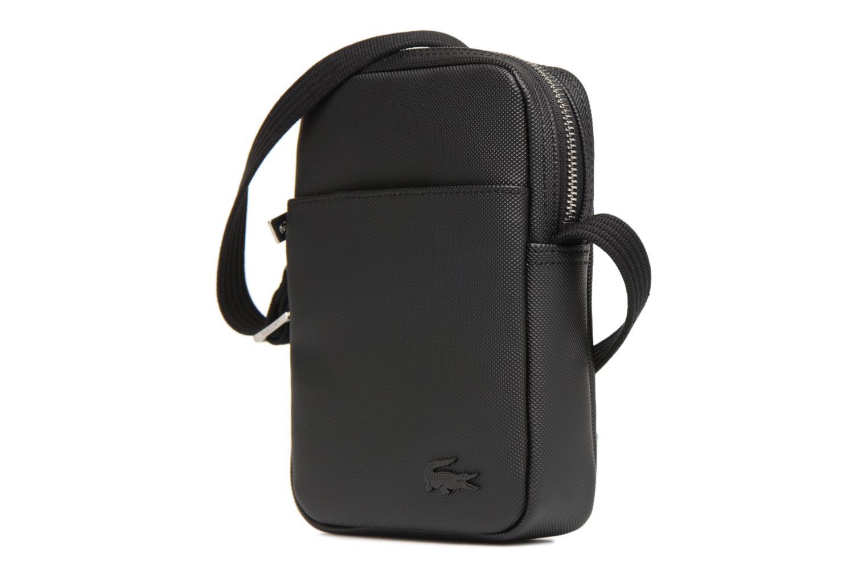 Herrentaschen Lacoste MEN S CLASSIC schwarz schuhe getragen