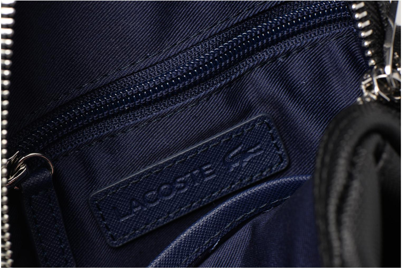 Herrentaschen Lacoste MEN S CLASSIC schwarz ansicht von hinten