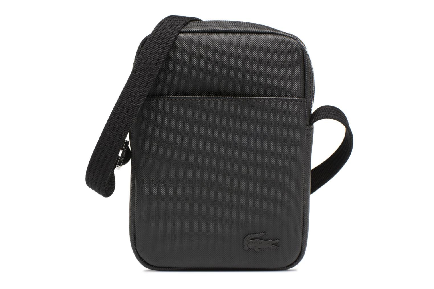 SLIM VERTICAL CAMERA BAG Black