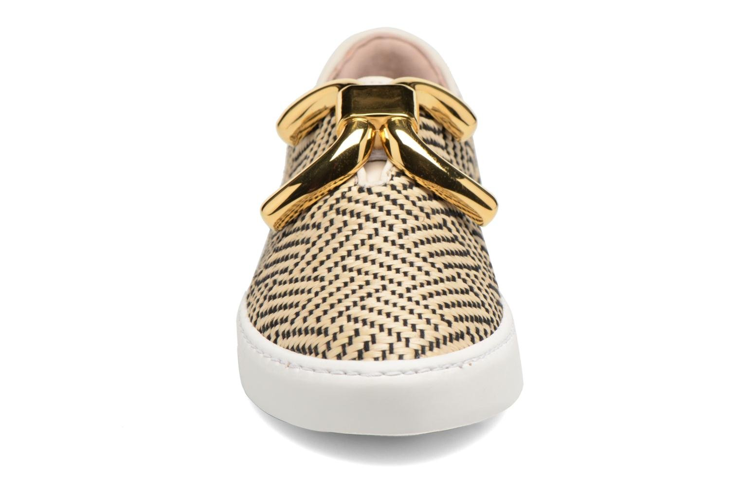 Trainers An Hour And A Shower Livia Beige model view