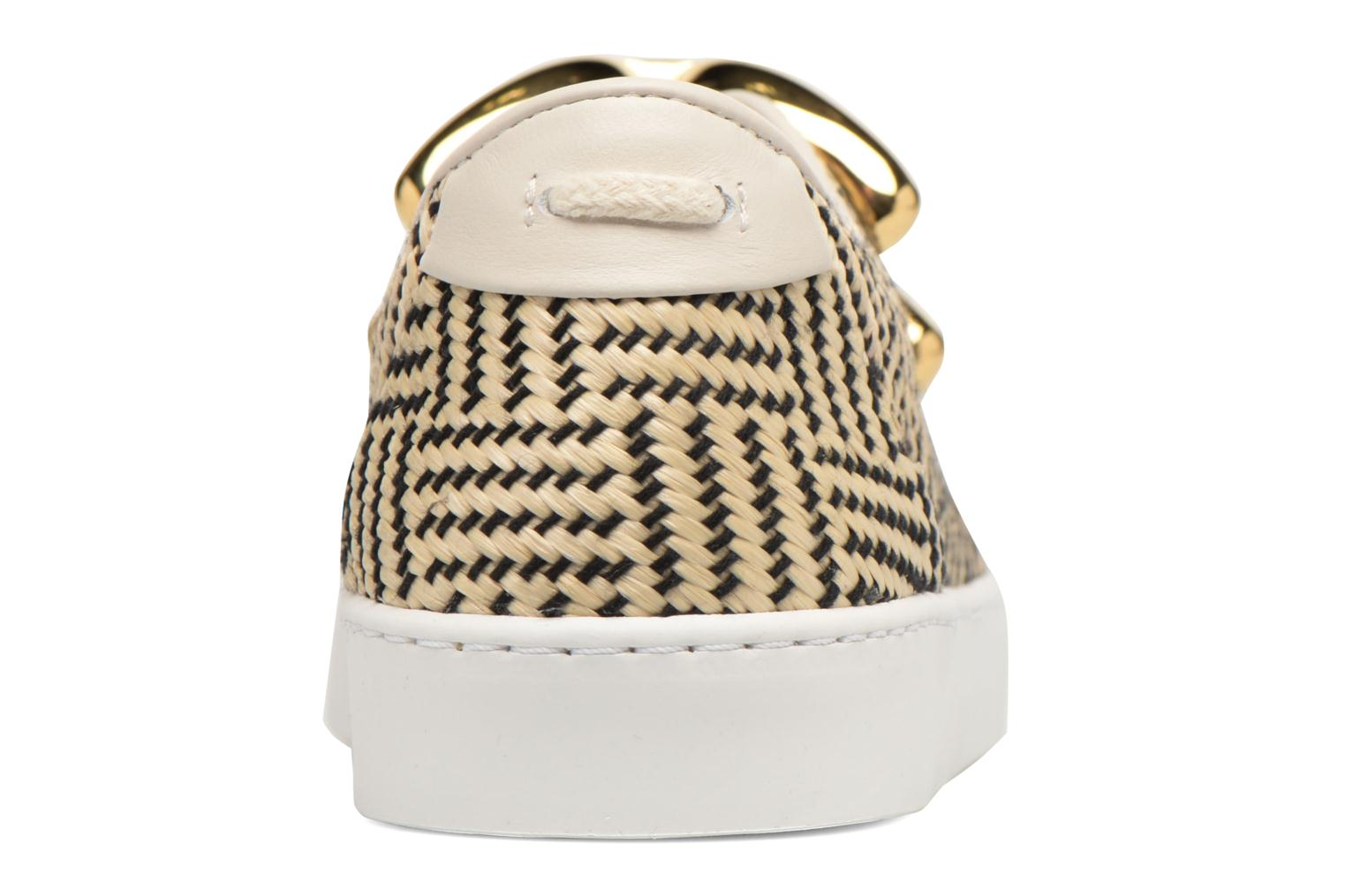 Trainers An Hour And A Shower Livia Beige view from the right