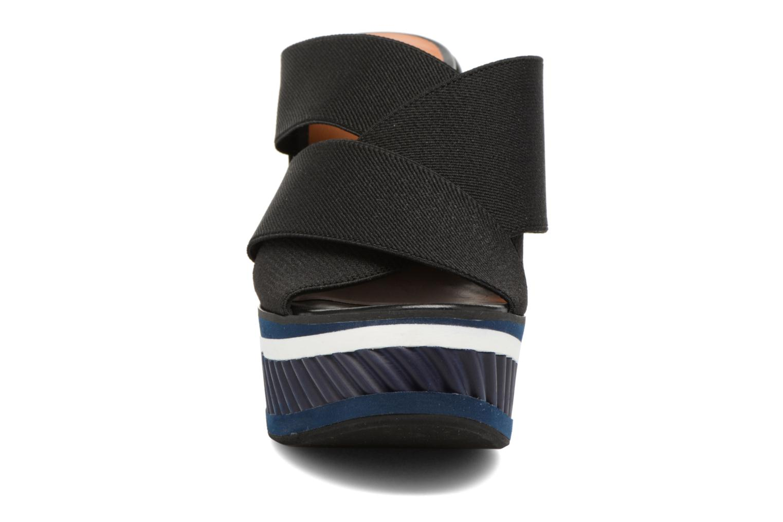 Mules & clogs Clergerie DRYSTAN Black model view