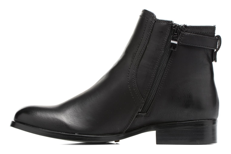Bottines et boots Buffalo Lèv Boots Noir vue face