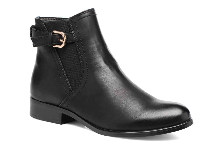 Bottines et boots Buffalo Lèv Boots Noir vue détail/paire