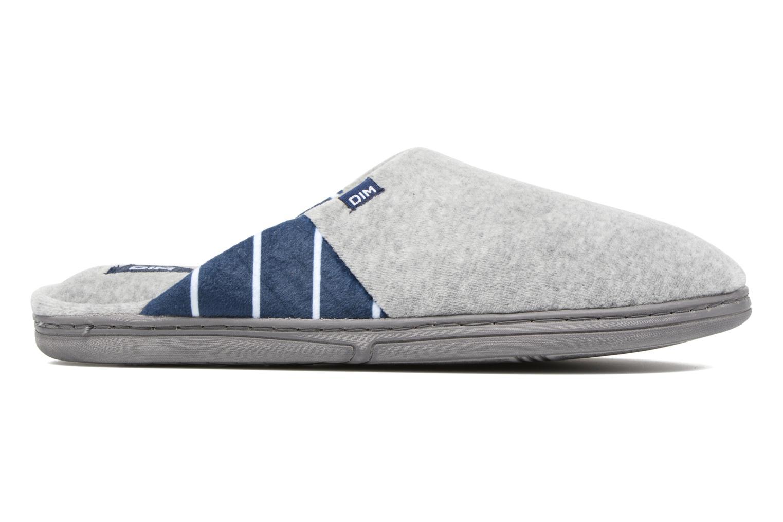 Pantoffels Dim D Gosta Grijs achterkant