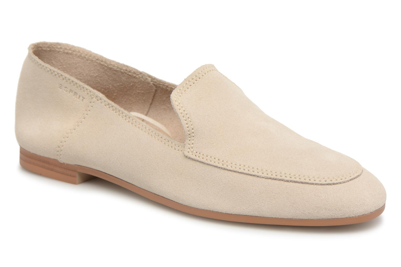 Grandes descuentos últimos zapatos Esprit Lara loffer (Beige) - Mocasines Descuento