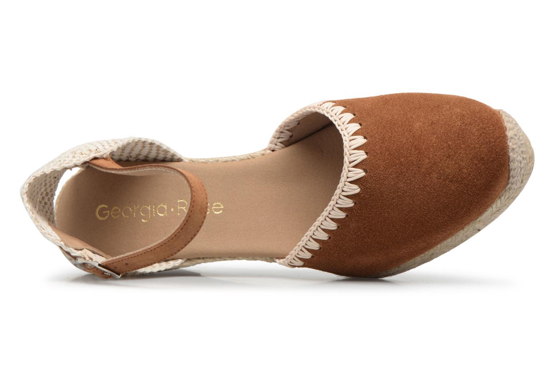 Grandes descuentos últimos zapatos Georgia Rose Infeston (Marrón) - Alpargatas Descuento
