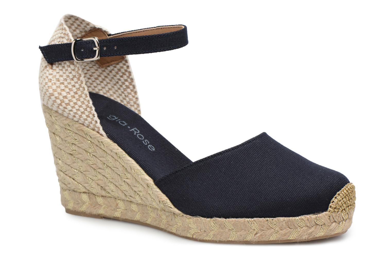 Zapatos promocionales Georgia Rose Inagold (Azul) - Alpargatas   Cómodo y bien parecido