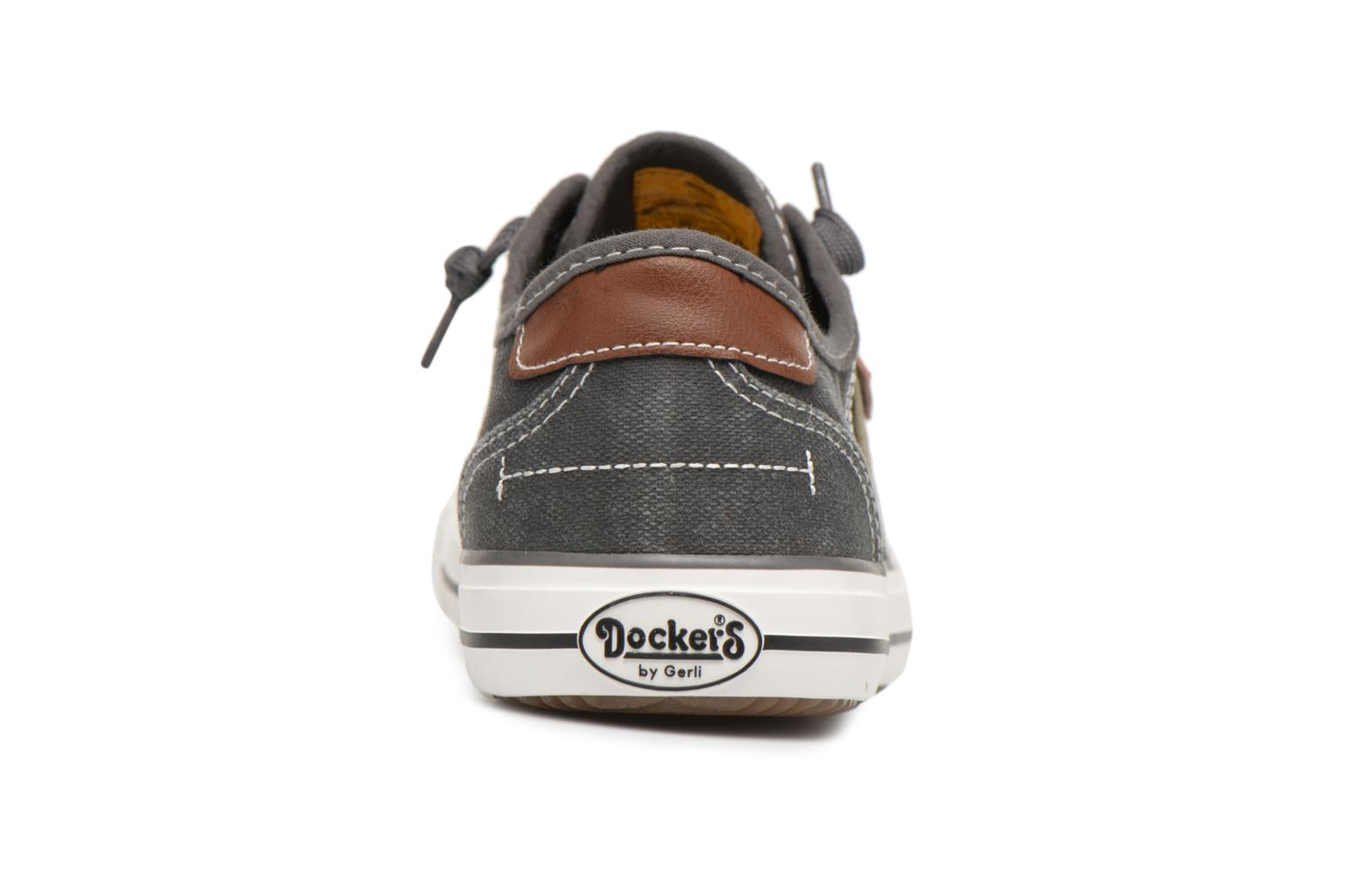 Trainers Dockers Rimain Grey view from the right