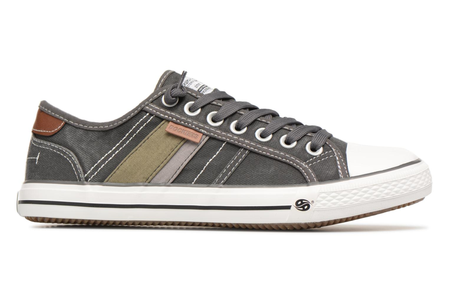 Trainers Dockers Rimain Grey back view