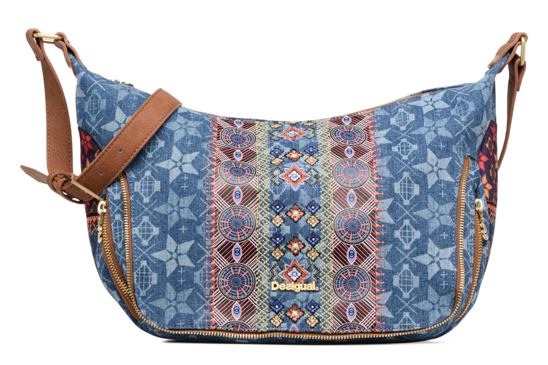 Handtassen Desigual Mystic Somalia Blauw detail
