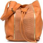 Imi Leather Tighten Bag