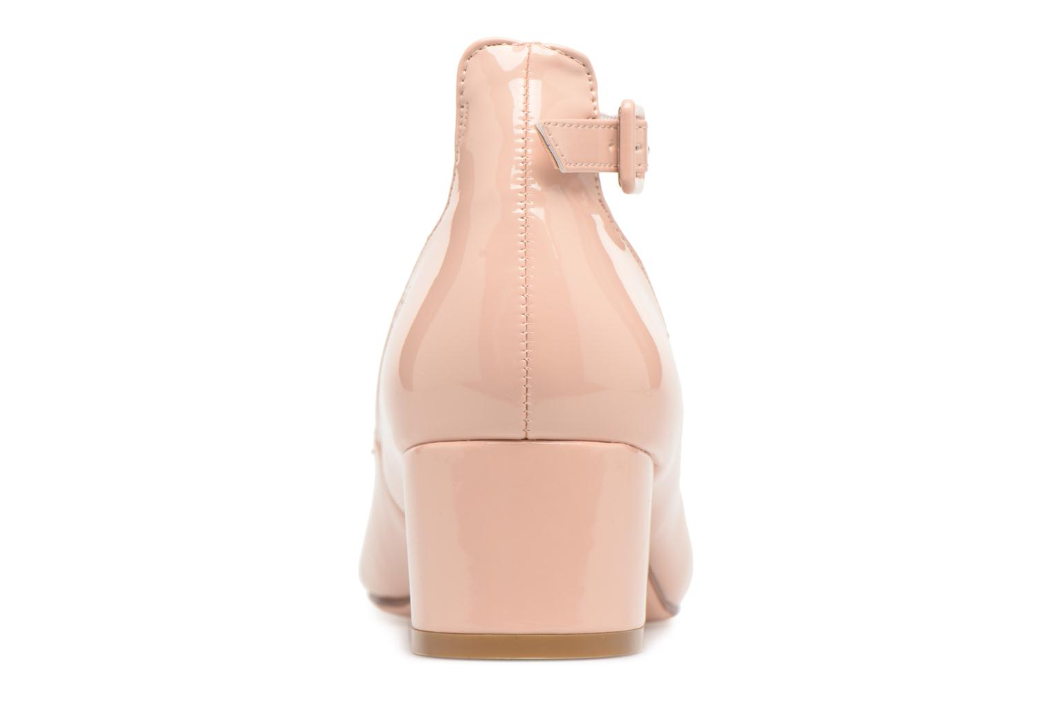 Ballet pumps I Love Shoes MCBOBY Pink view from the right