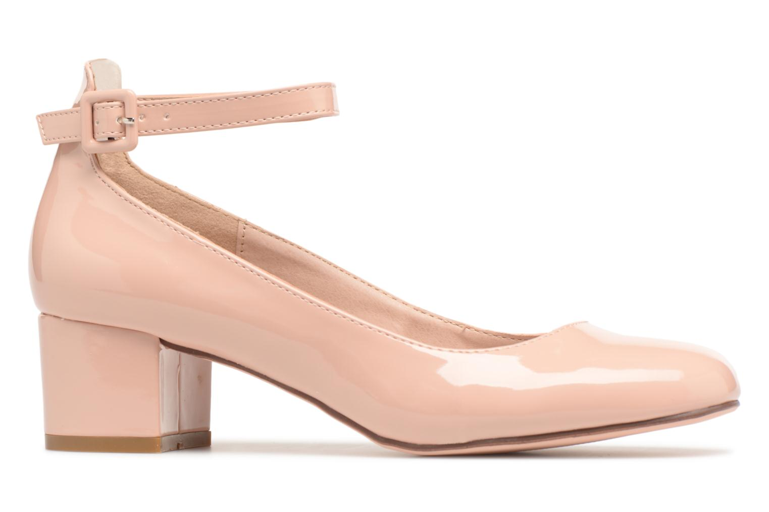 Ballet pumps I Love Shoes MCBOBY Pink back view